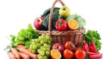 The All You Can Eat Fresh Fruit & Veggie Weight Loss Diet